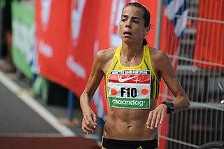 Ana Dias Portuguese long-distance runner