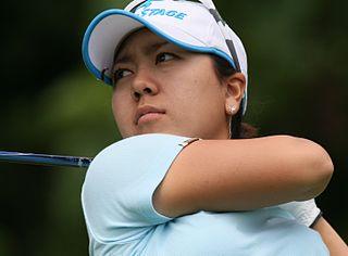 Mika Miyazato professional golfer
