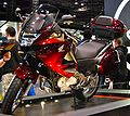2010 Honda NT700V at the 2009 Seattle International Motorcycle Show 2.jpg