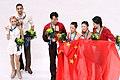 2010 Olympics Figure Skating Pairs - Podium - 3640a.jpg