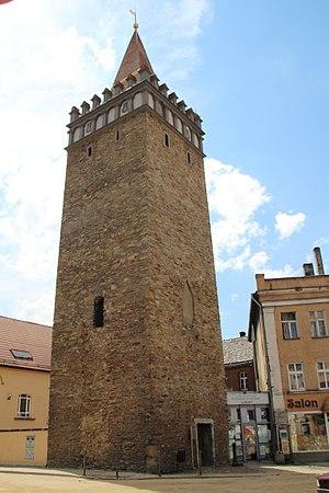 Głuchołazy - Tower of the Upper Gate