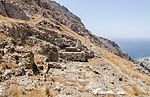 2012 - Sanctuary of Aphrodite - Ancient Thera - Santorini - Greece - 02