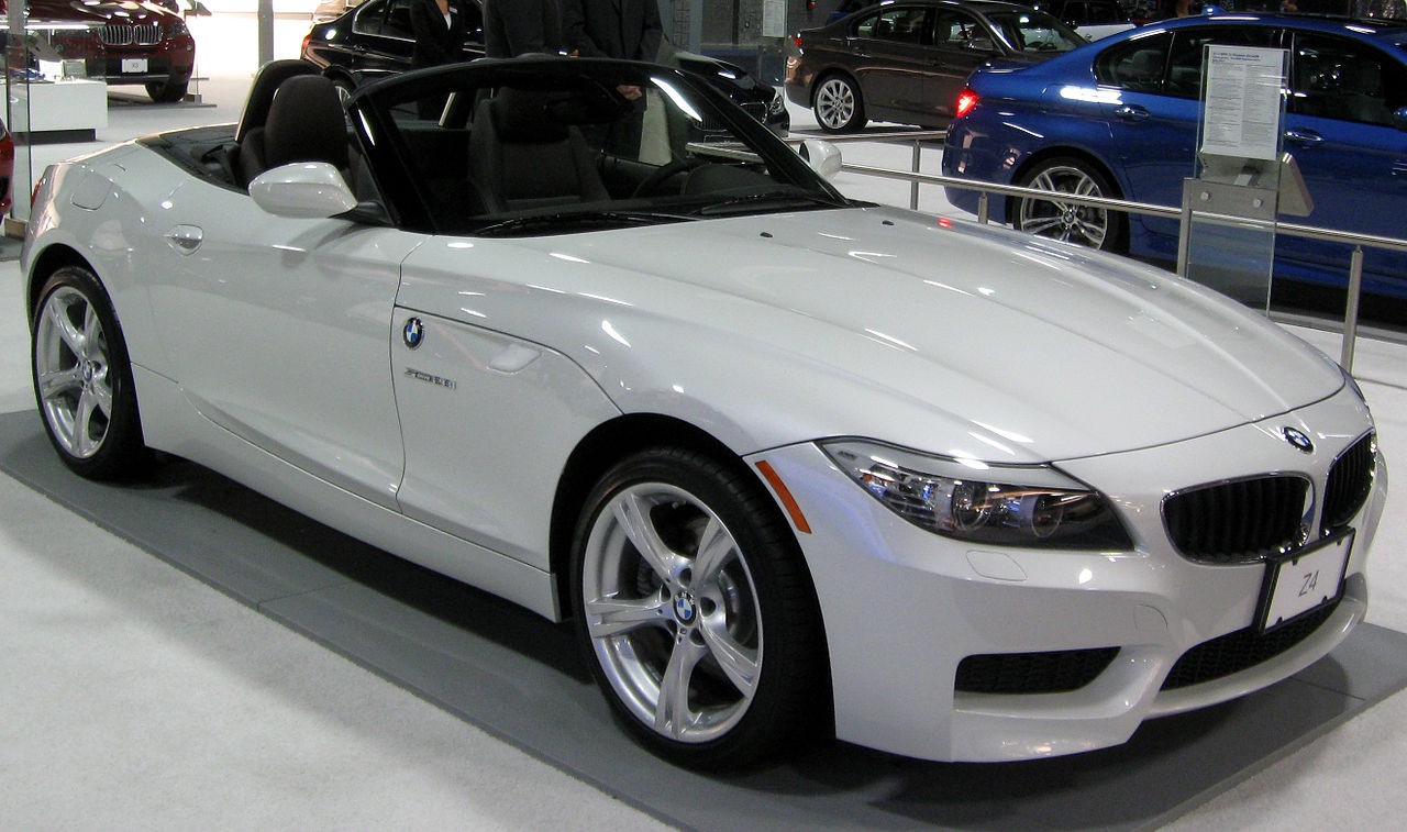 File 2012 Bmw Z4 2012 Dc Jpg Wikimedia Commons