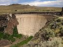 2013-07-07 16 29 46 Salmon Falls Creek Dam in Idaho viewed from the west.jpg