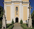 2013 Hawierzów, Błędowice, Kościół św. Małgorzaty 03.jpg