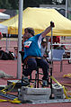2013 IPC Athletics World Championships - 26072013 - Aleksi Kirjonen of Finland during the Men's Shot put - F56-57 1.jpg