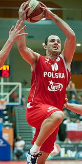Szymon Szewczyk Polish basketball player