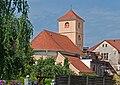 2014 Bystrzyca Kłodzka, kościół św. Jana Nepomucena 02.JPG