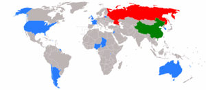 International reactions to the annexation of Crimea by the Russian Federation - Image: 2014 UN Security Council vote to condemn Crimean referendum