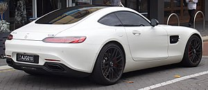 Mercedes-AMG GT - Mercedes-AMG GT S