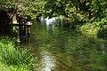 2016-07-03 Daio Wasabi Farm 大王わさび農園 蓼川と水車小屋 DSCF0264.jpg