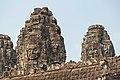 2016 Angkor, Angkor Thom, Bajon (13).jpg