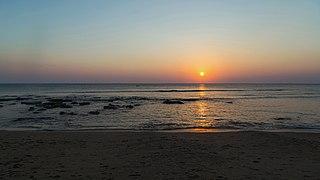 2016 Prowincja Krabi, Ko Lanta Yai, Plaża Klong Khong (49).jpg