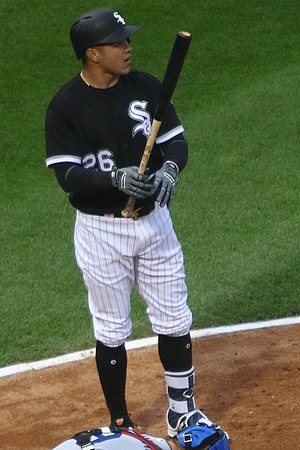 Avisail García - Garcia with the 2017 Chicago White Sox