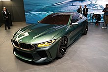 bmw 8 series (g15) wikipedia