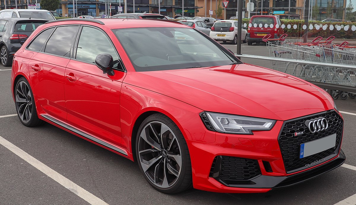 Px Audi Rs Tfsi Quattro Automatic Front