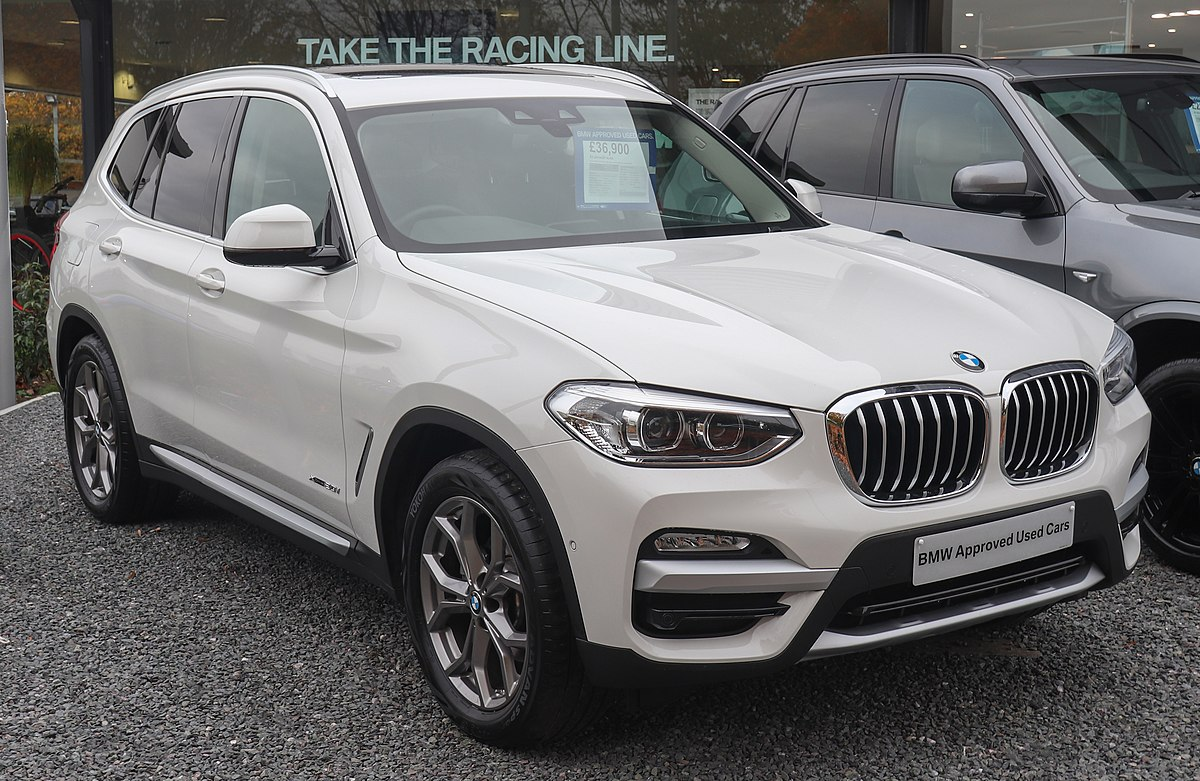 2018 Bmw X5 Gets Diesel Engines And New Design >> Bmw X3 Wikipedia