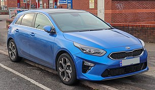 2018 Kia Ceed First Edition ISG 1.3 Front.jpg