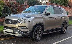 2018 SsangYong Rexton Ultimate Automatic 2.2 Front.jpg