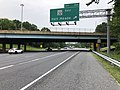 2019-06-05 11 39 58 View south along Interstate 95 at Exit 38A (Maryland State Route 32 EAST, Fort Meade) along the edge of Columbia and Savage in Howard County, Maryland.jpg