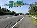 2019-08-07 08 56 34 View south along U.S. Route 29 (Columbia Pike) at Exit 20B (Columbia Town Center) in Columbia, Howard County, Maryland.jpg