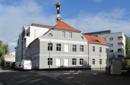"""Gebäudeensemble """"Wichernhaus"""" mit Stadtmission"""