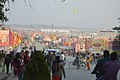 2019 Jan 16 - Prayagraj Kumbh Mela - View From Hill.jpg