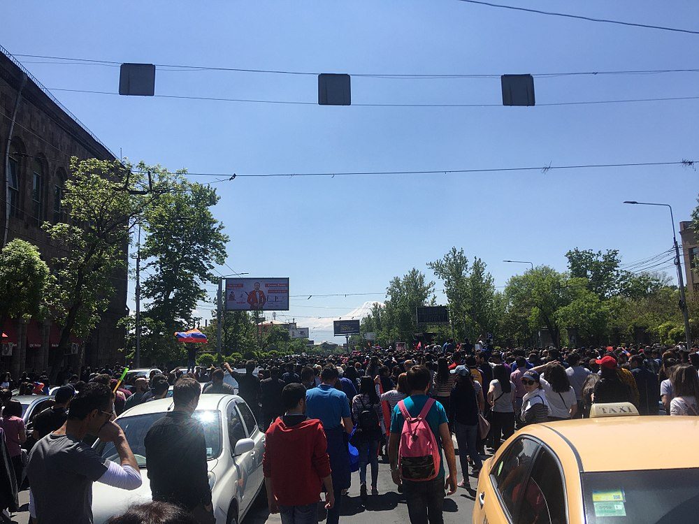 23.04.2018 Protest Demonstration, Yerevan 35.jpg