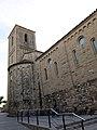 23 Sant Esteve de Parets del Vallès, façana est.JPG