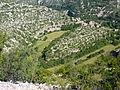 244 Gorges de la Vis Méandre recoupé de Navacelles 3.JPG