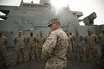 24 MEU Commanding Officer Visits Marines Aboard the USS New York (LPD 21) 150310-M-YH418-013.jpg