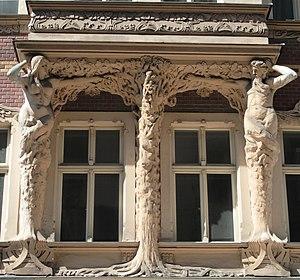 Konstantīns Pēkšēns - Image: 2 Smilšu Street Miss Riga fragment