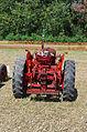 3ème Salon des tracteurs anciens - Moulin de Chiblins - 18082013 - Tracteur David-Browne 25 K - 1958 - arrière.jpg
