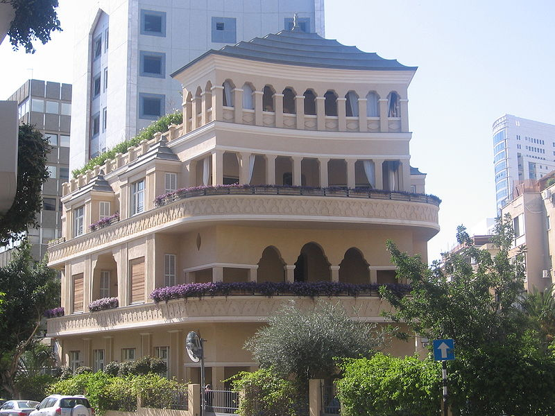 File:31.03.09 Tel Aviv 052 Pagodda House.JPG