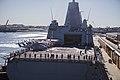 31st MEU Marines man the rails aboard the USS Bonhomme Richard (LHD-6) 150625-M-CX588-185.jpg