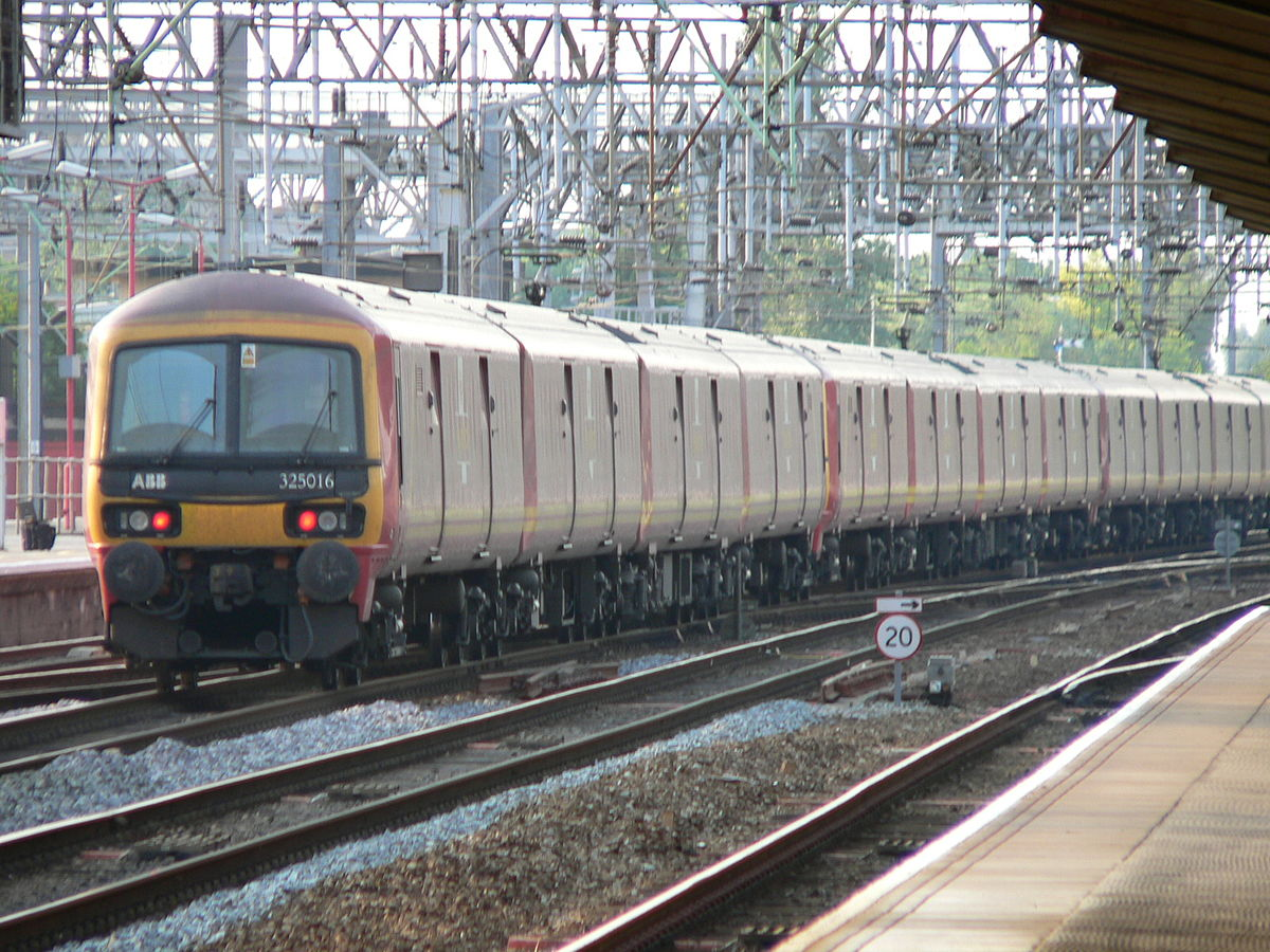 British Rail Class 325 Simple English Wikipedia The