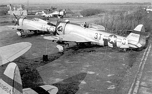 XXIX Tactical Air Command - Image: 36fg p 47 uk 1944