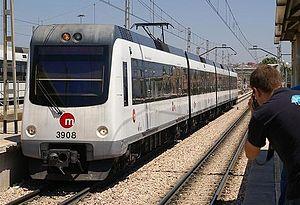 Ferrocarrils de la Generalitat Valenciana - Image: 3900 FGV