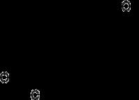 Struktur von Dehydrochlormethyltestosteron