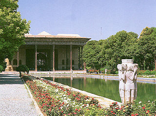 Persian gardens tradition and style of garden, and World Heritage Site