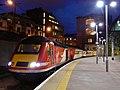 43307 London Kings Cross to Leeds 1D33 at Kings Cross platform 0 (34021154103).jpg