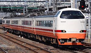 Nikkō (train) - Image: 485 G58 Nikko omiya