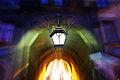 4968a Synagoga Pod Białym Bocianem. Latarnia w bramie. Foto Barbara Maliszewska.jpg