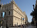 5.1 Fachada Oeste de la Catedral de Sevilla. Sevilla..JPG