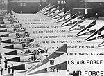 525th Fighter-Interceptor Squadron Convair F-102 Delta Dagger Bitburg Flighrtline 3.jpg