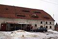 596viki Pałac w Wiśniowej. Zabudowania folwarczne. Foto Barbara Maliszewska.jpg