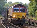 66056 Daventry to Dollands Moor (30108672861).jpg