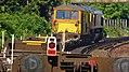 66786 and 73136 Tonbridge West to Peterborough Virtual GBRf 4Z19 (41264984274).jpg