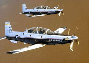 8th Flying Training Squadron - T-6 Texan IIs from Vance AFB