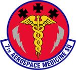 7 Aerospace Medicine Sq emblem.png